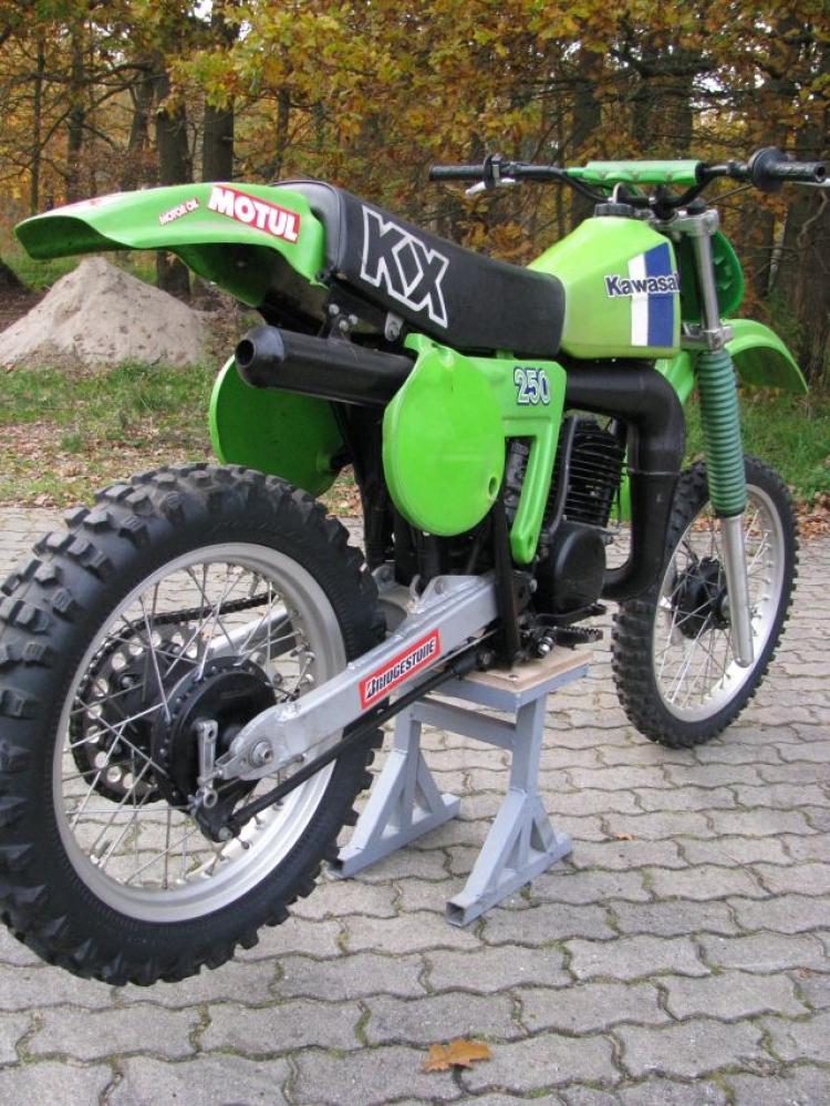 Kawasaki Fv